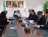 الربيعة يلتقي مدير إدارة الشرق الأوسط وشمال أفريقيا بوزارة الخارجية النرويجية